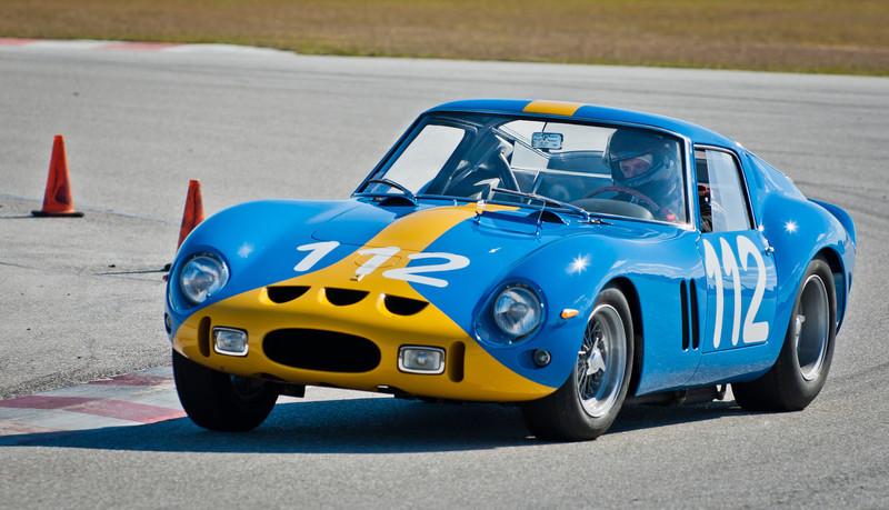 1962 Ferrari GTO s/n3445GT
