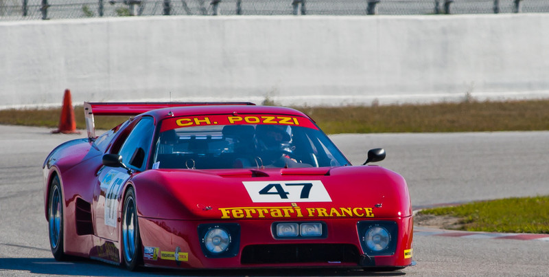 1981 Ferrar1 512 BB