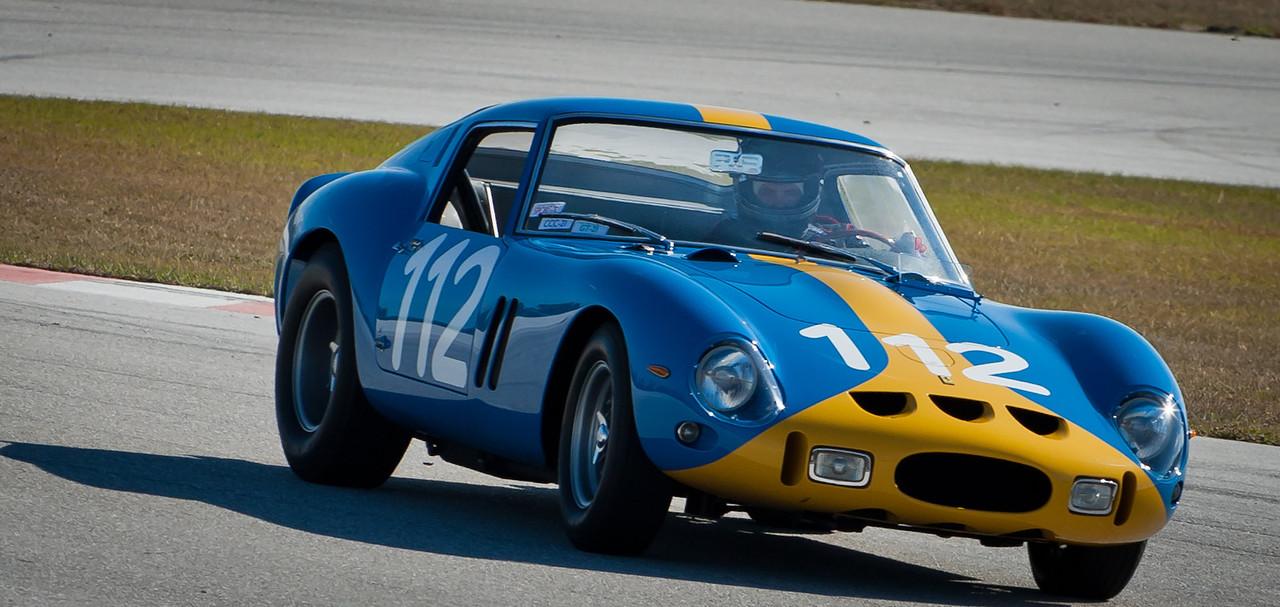 1962 Ferrari 250 GTO s/n 3445. Sebring and Targa Florio Winner