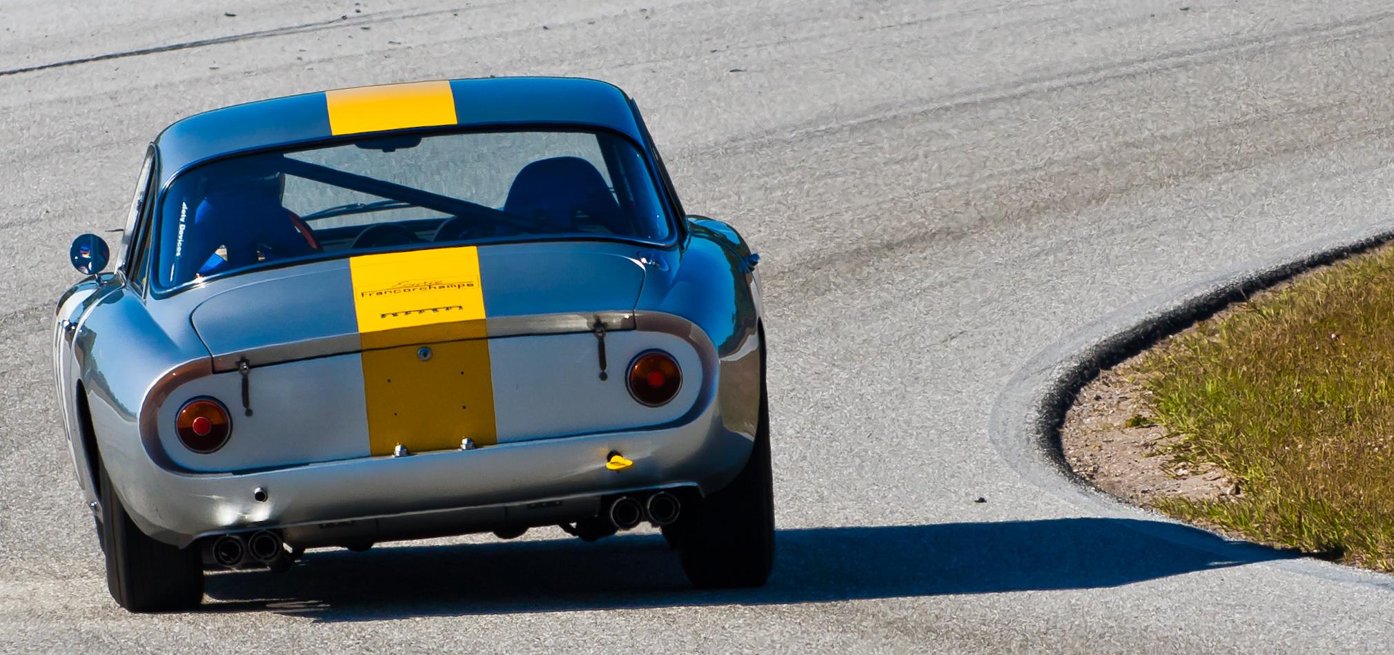 1962 Ferrari 250 GT Lusso Berlinetta Competizione c/n 4213 GT