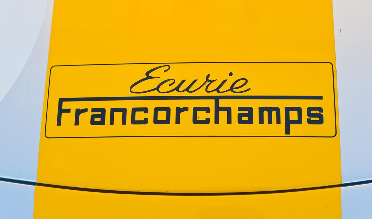 1962 Ferrari 250 GT Lusso Berlinetta Competizione c/n 4213 GT - Garage Francorchamps, Brussels