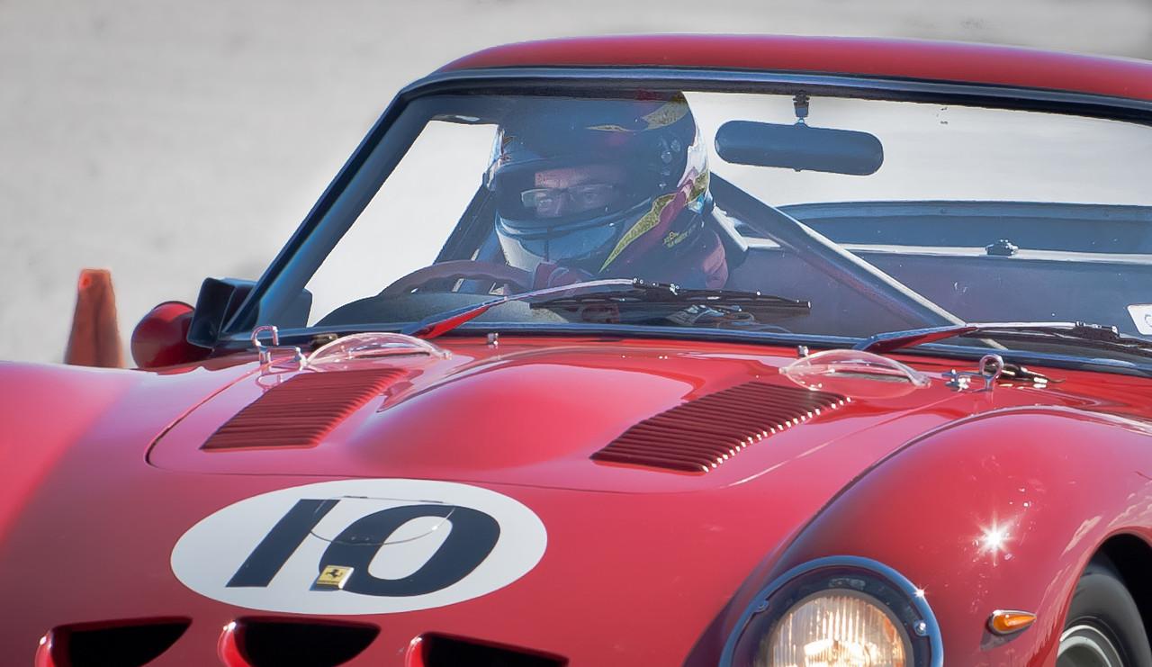 Jon Shirley in 1962 GTO