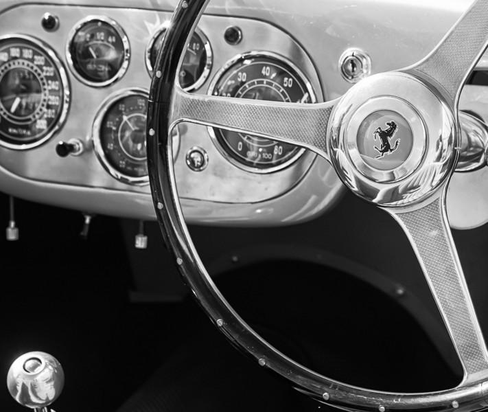 1953 Ferrari 166MM/53 Vignale S/N 0314M