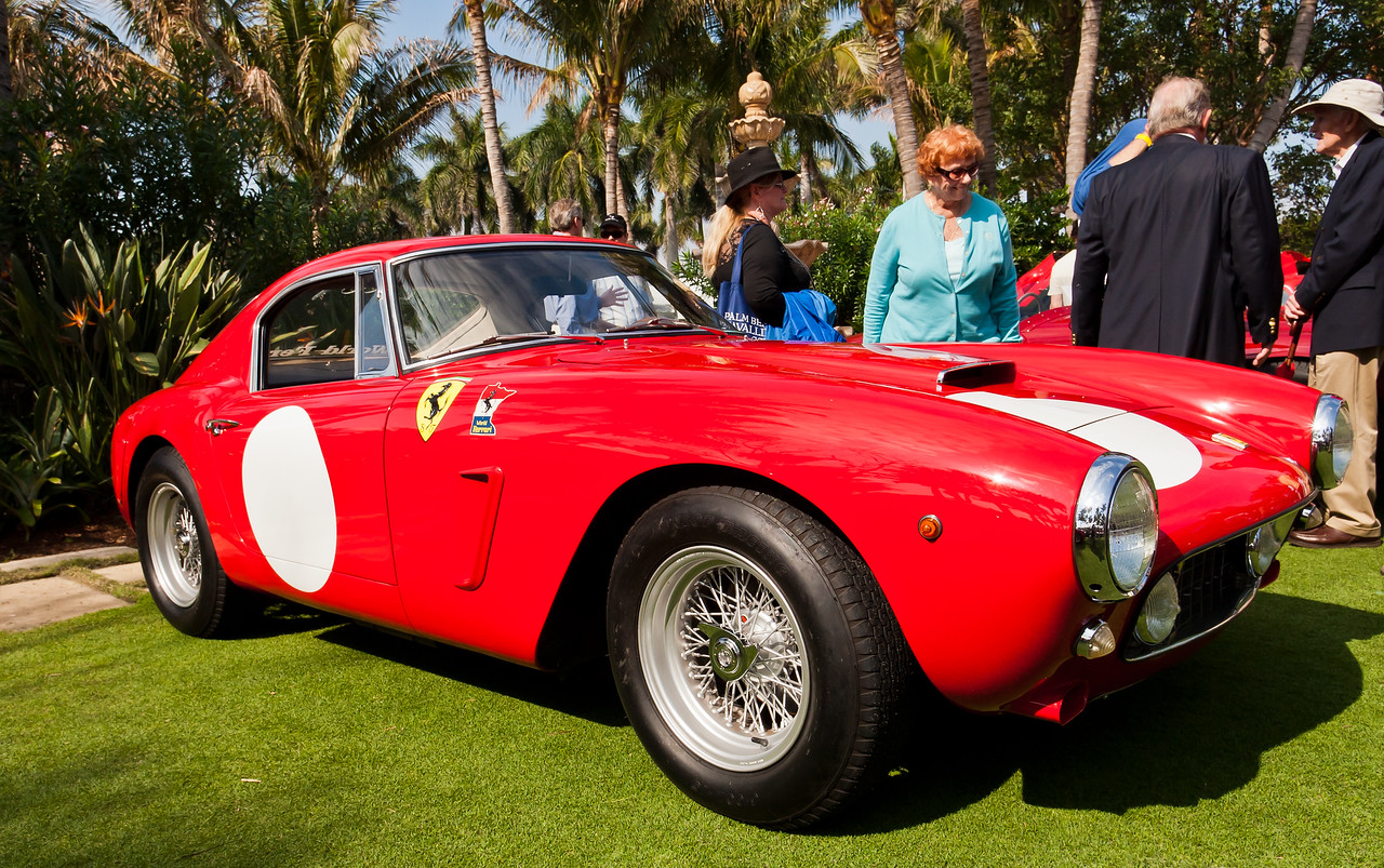 1960 Ferrari 250 GT SWB Competition Coupe s/n 2083 GT