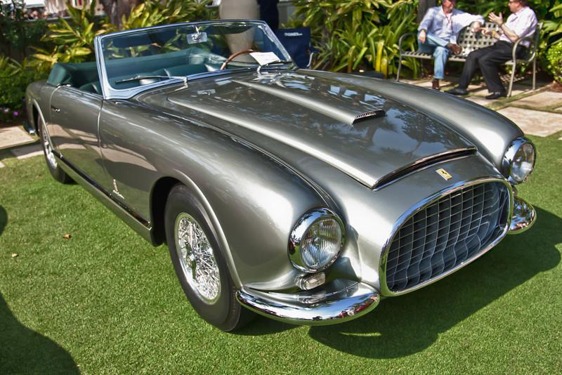 1953 Ferrari 342 America Cabriolet