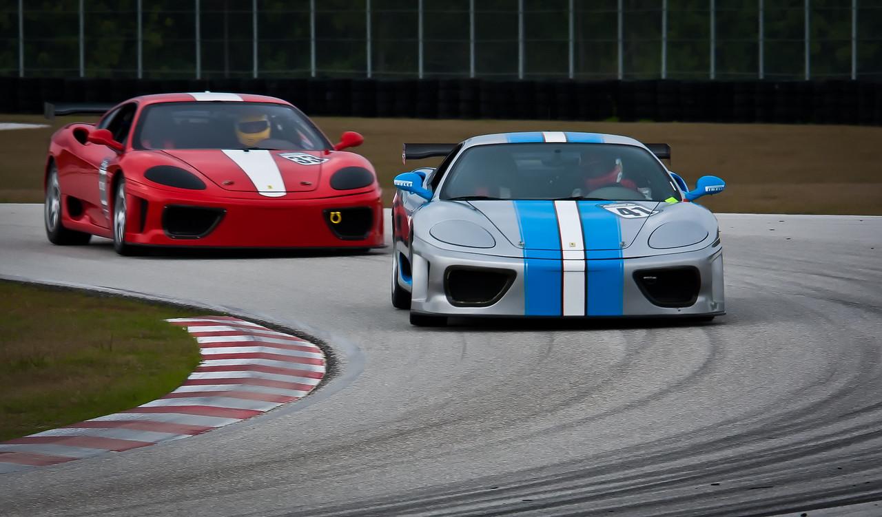 Ferrari 430s