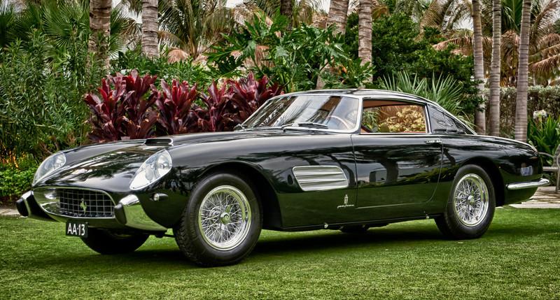 1957 Ferrari 250 GT Pinin Farina Speciale Coupe #0725GT