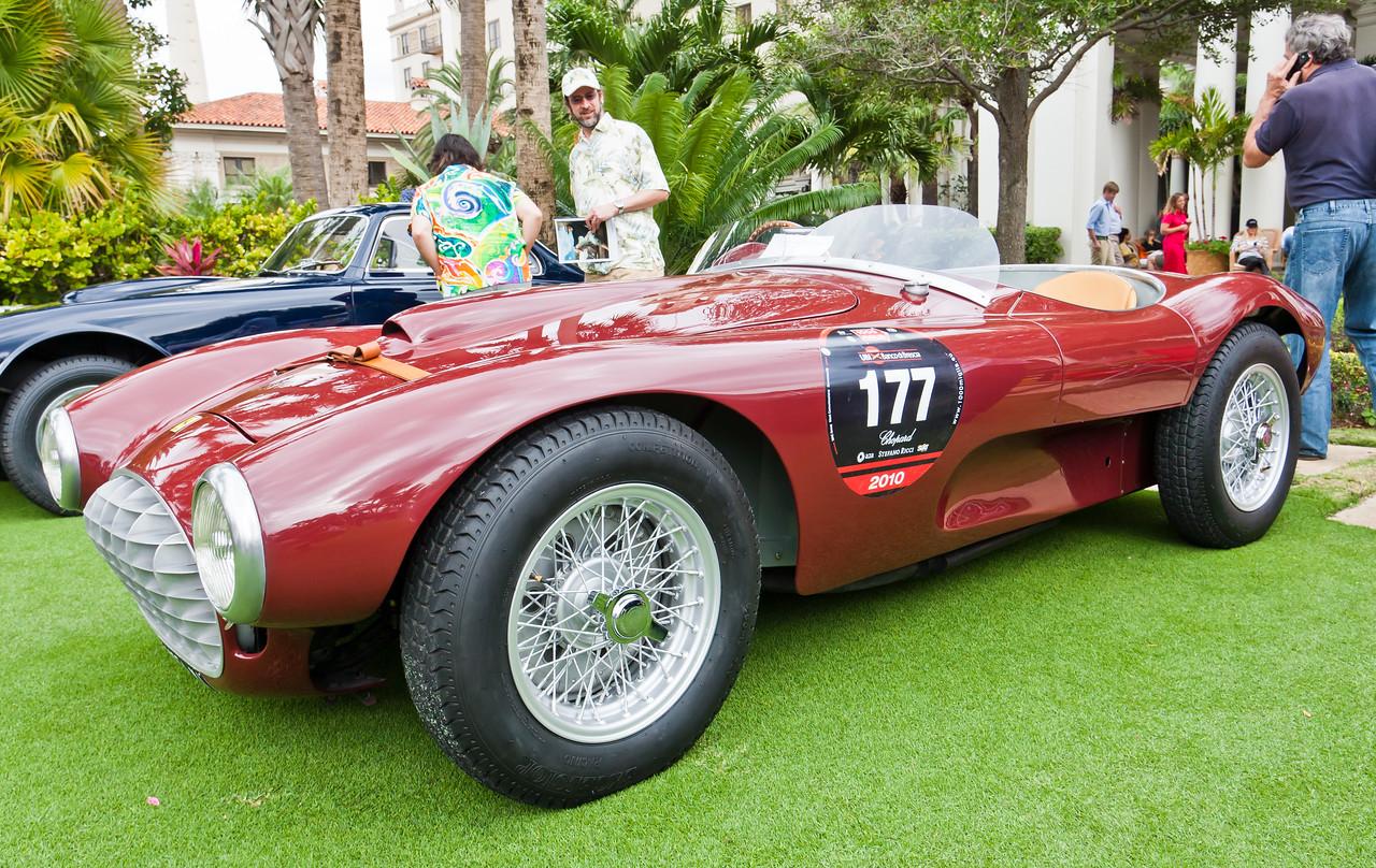 1951 Ferrari 212 Export Fontana s/n 0086E