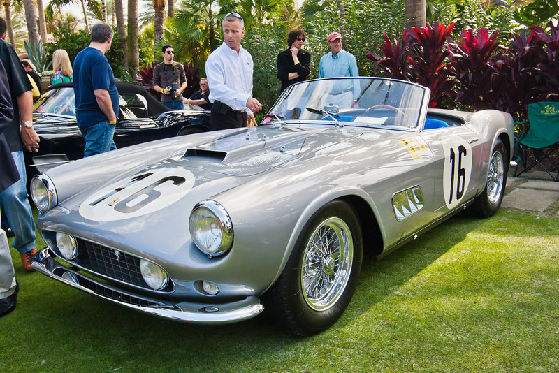 Ferrari 250 GT California LWB