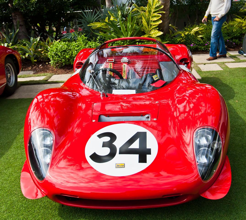 1966 Ferrari 206 SP Spyder Drogo