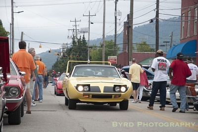 Chattanooga Cruise In Fall 2014