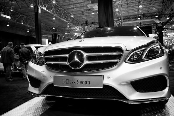 Cleveland International Auto Show 2013