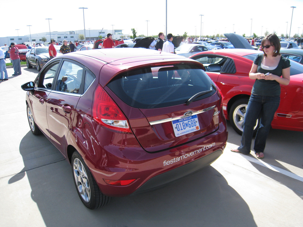 2012 Ford Fiesta from the Ford Fiesta Movement