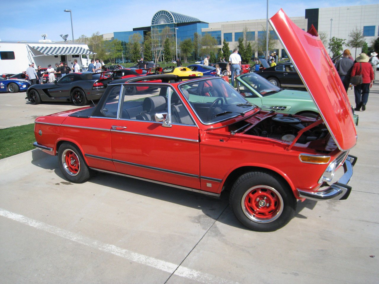 BMW 2002 Convertible