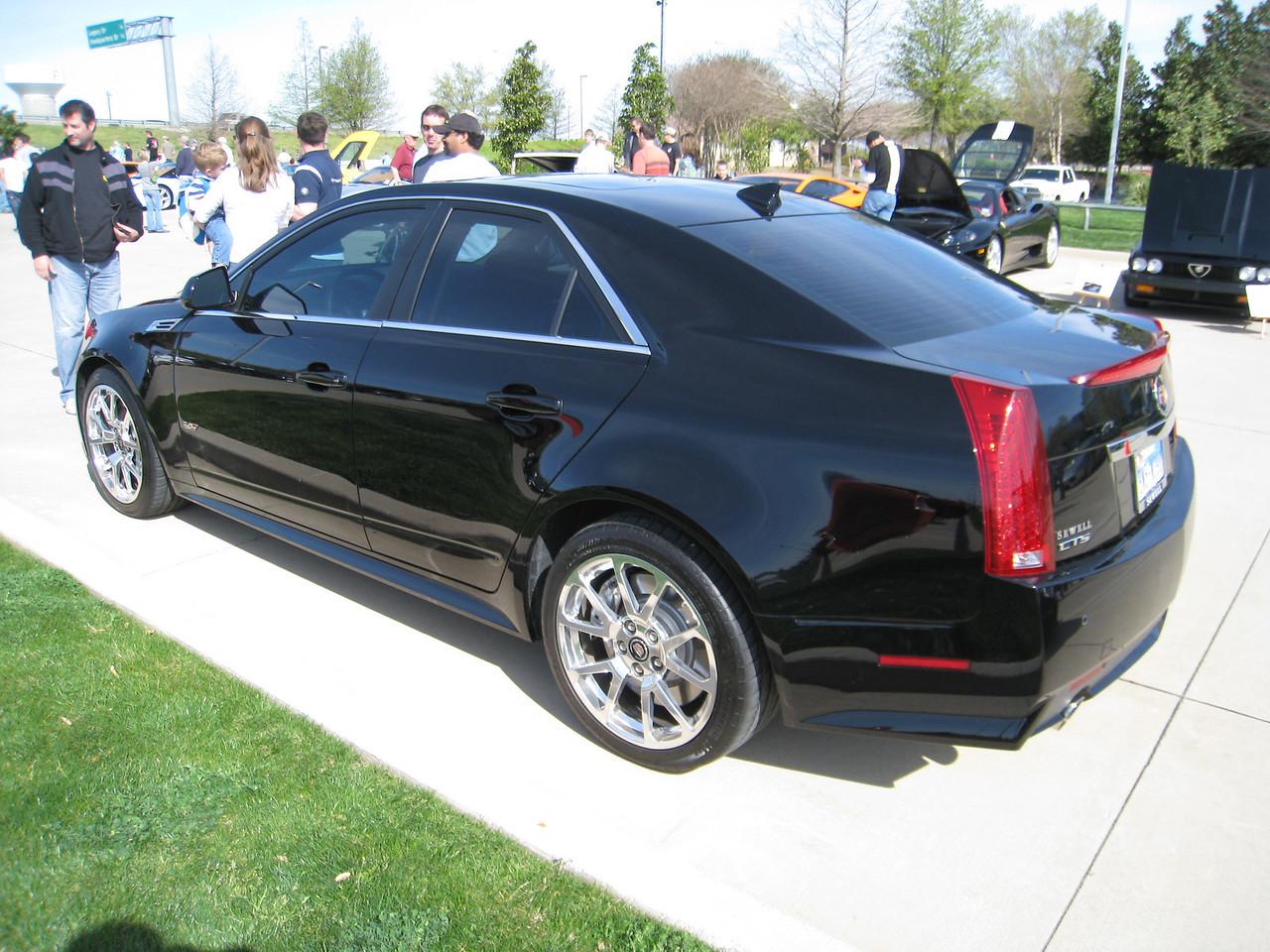 '09 Cadillac CTS-V