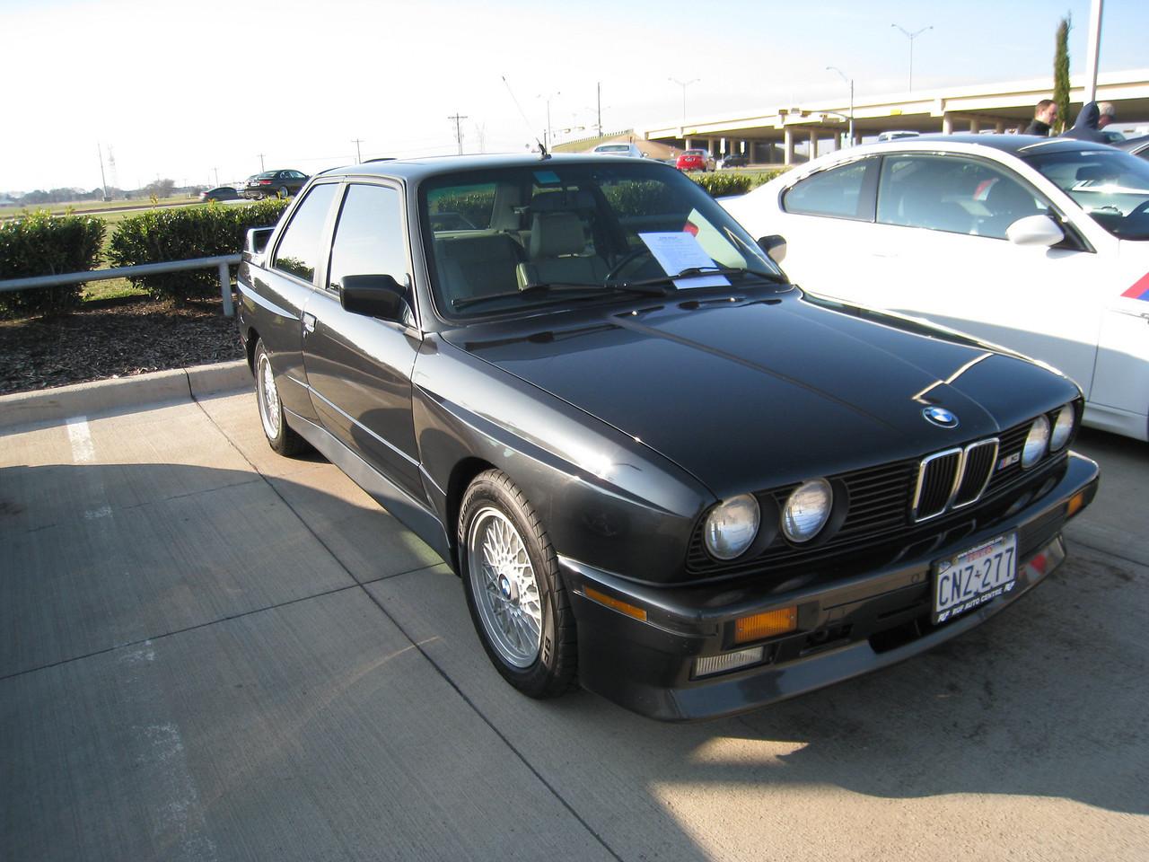 1998 BMW E30 M3 - for sale!