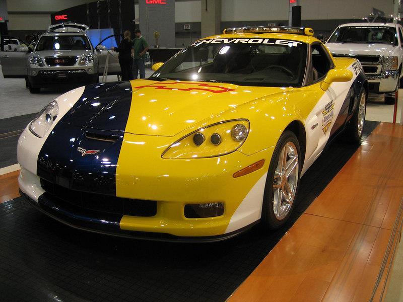 Chevrolet Corvette Z06 Pace Car
