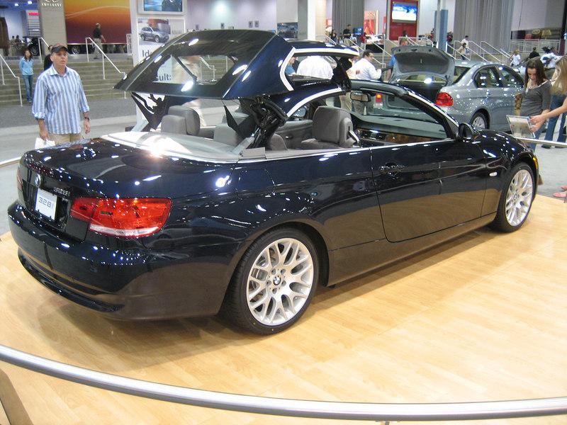 BMW 328i Convertible