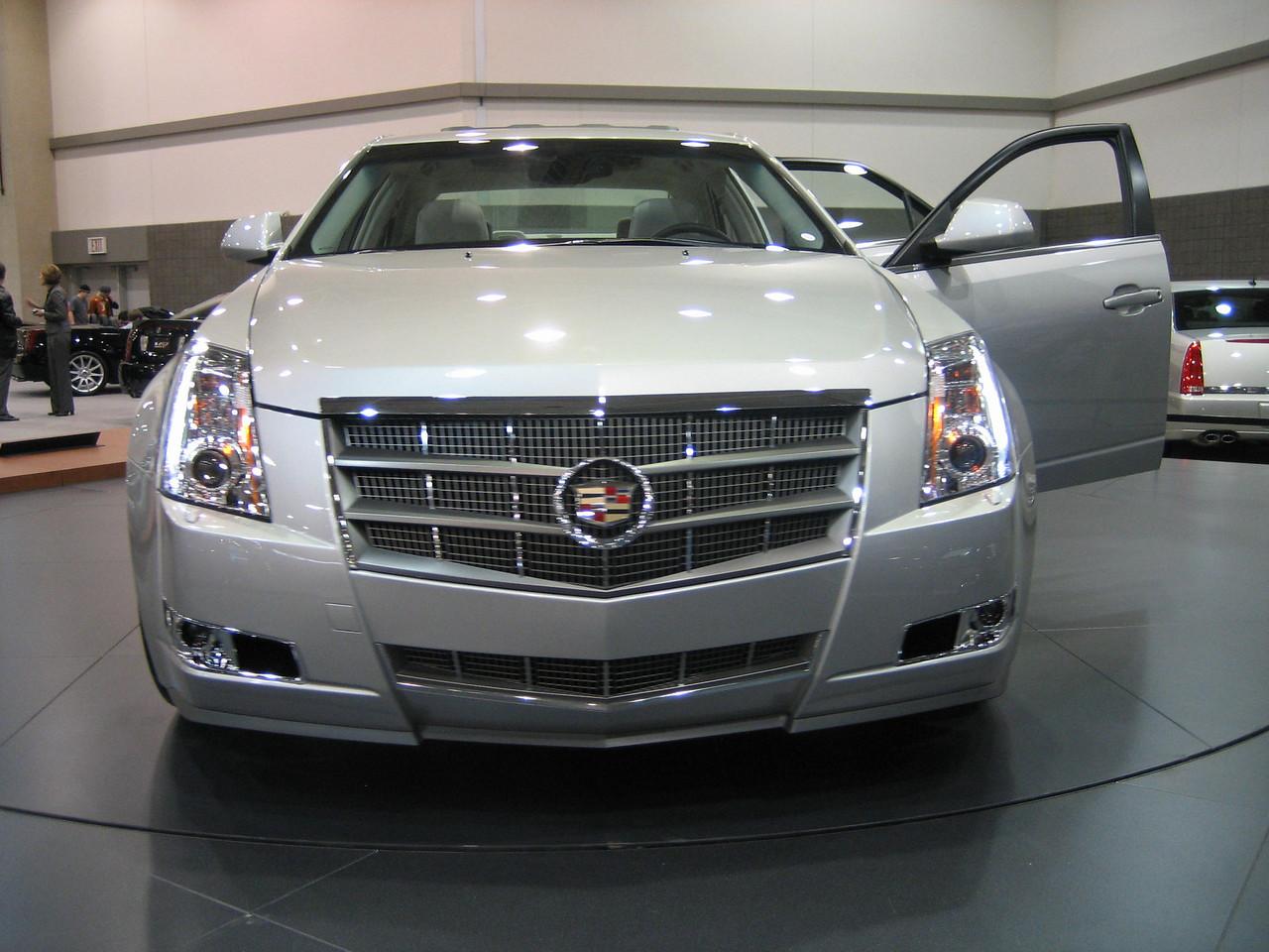 '08 Cadillac CTS