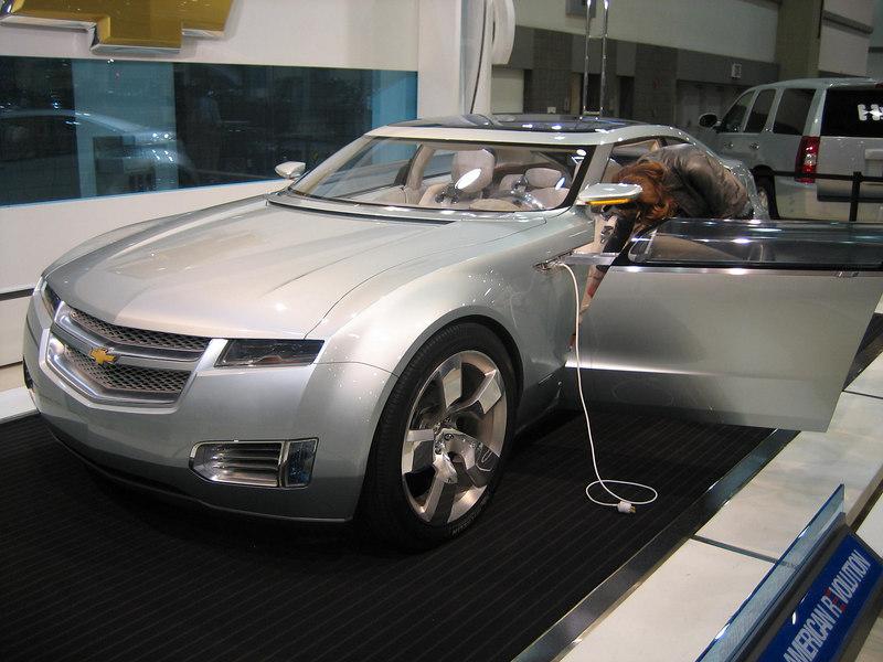 Chevrolet Volt Plug-in Hybrid Concept