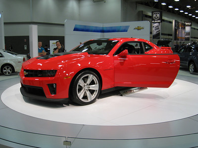 Dallas Auto Show 2011