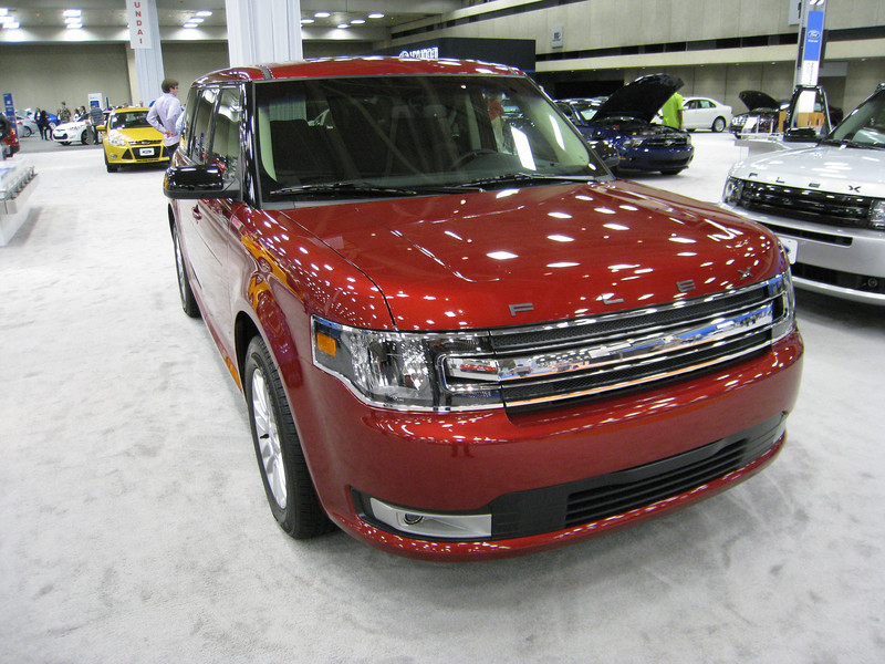 2013 Ford Flex - Cylon Edition