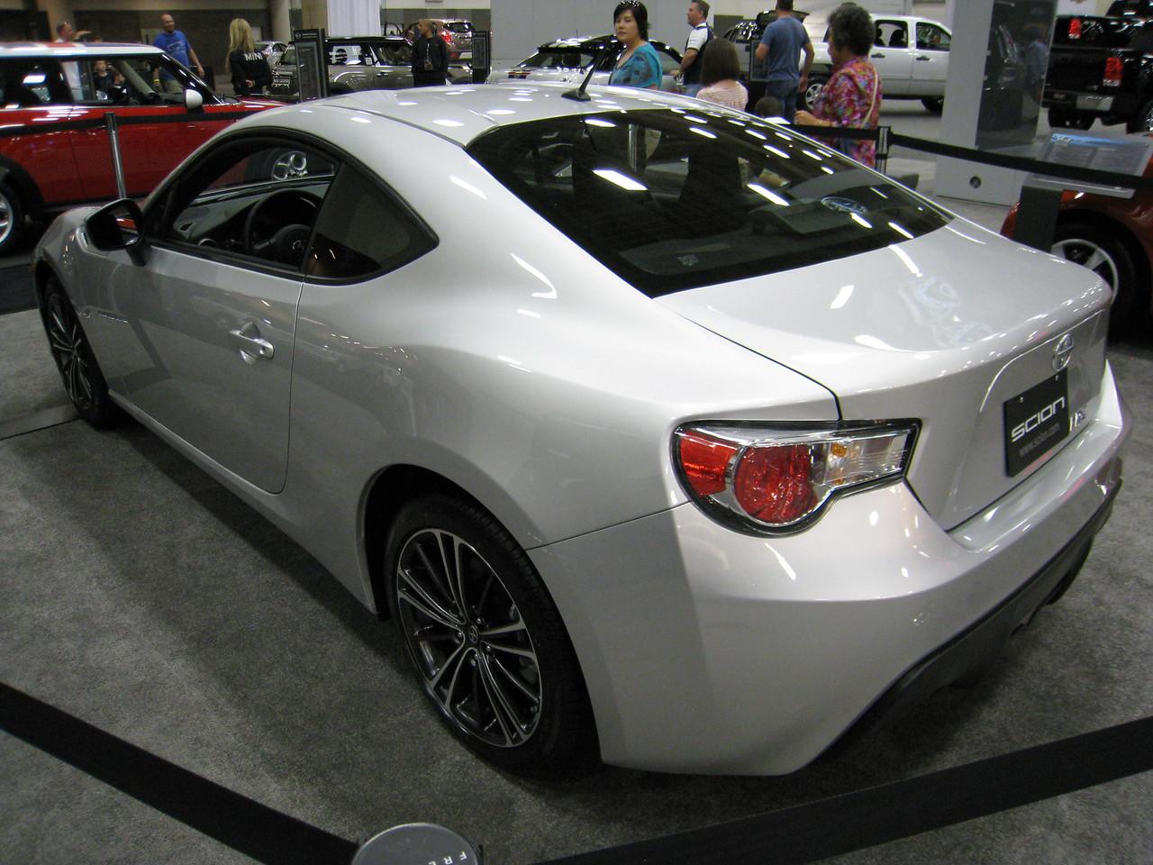 2013 Scion FR-S