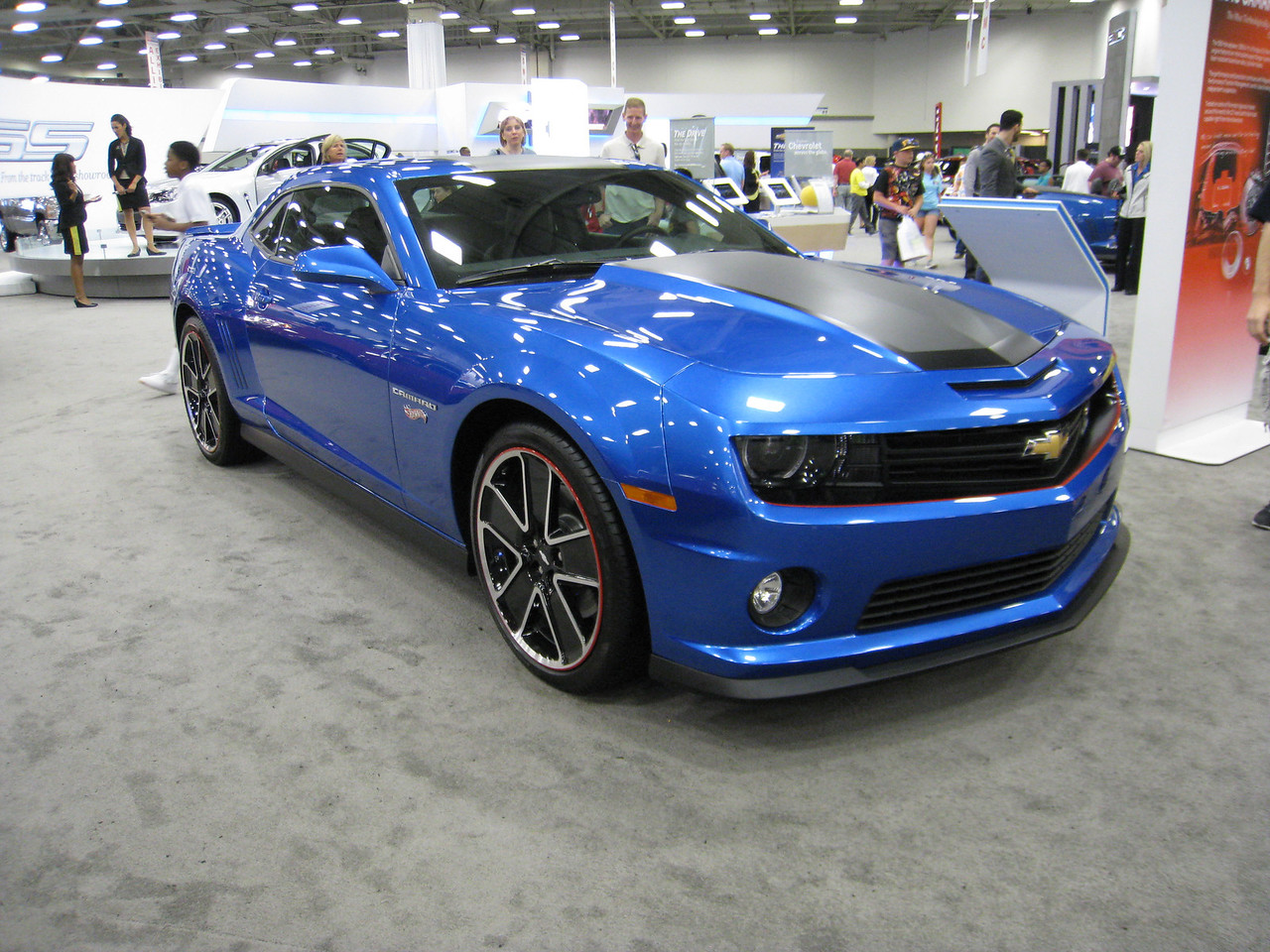 Camaro Hot Wheels Edition
