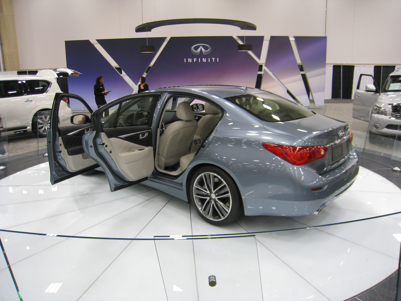 Infiniti Q50 (formerly called G37)
