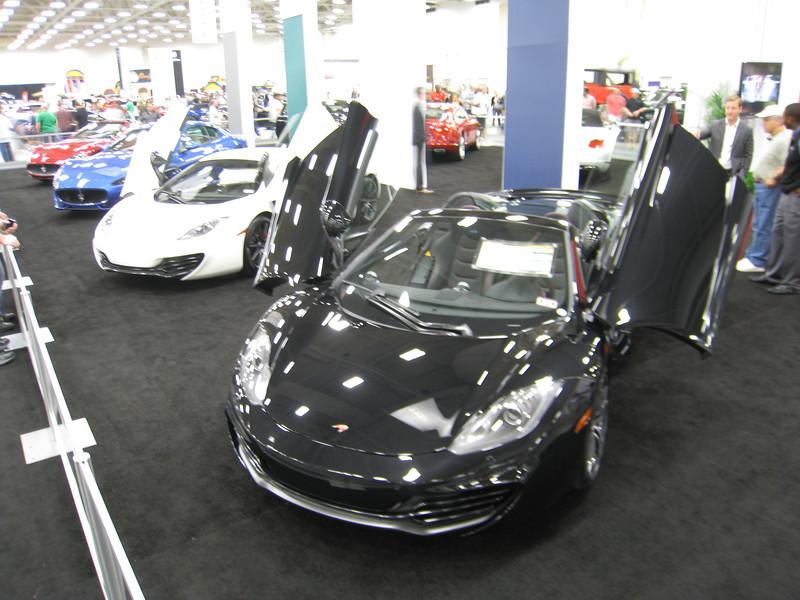 McLaren 12 Spider