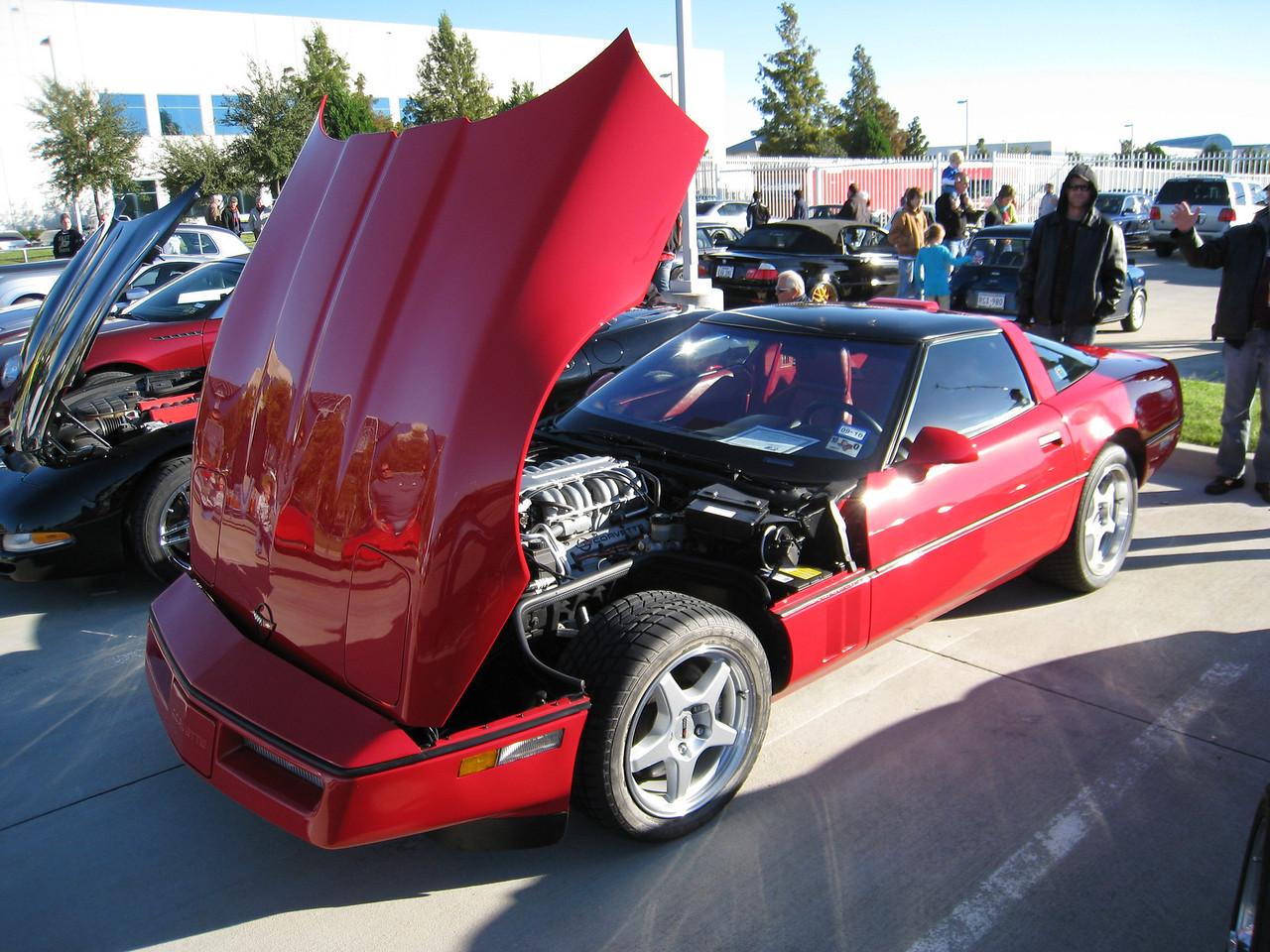 Original Corvette ZR-1