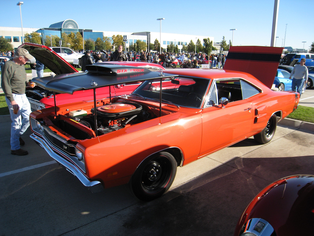 Dodge Charger Six Pack