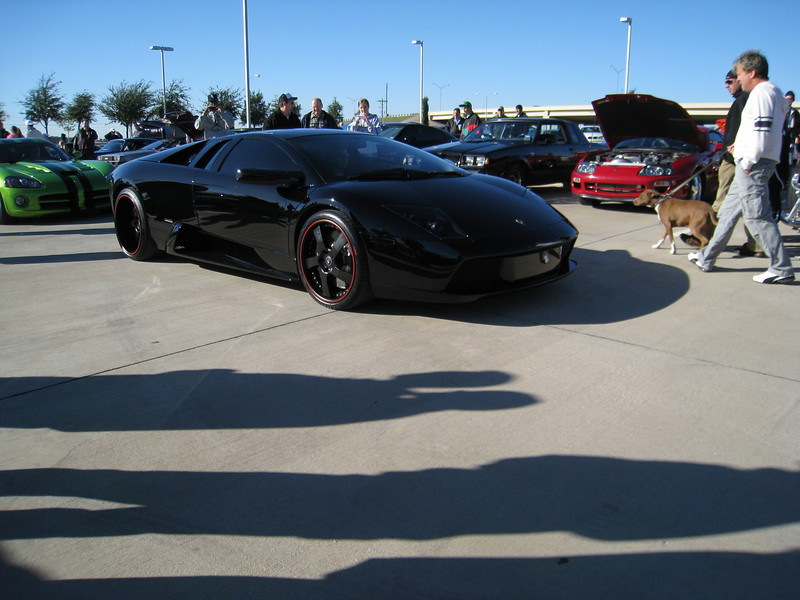 Darth Vader's Lamborghini Murcielago