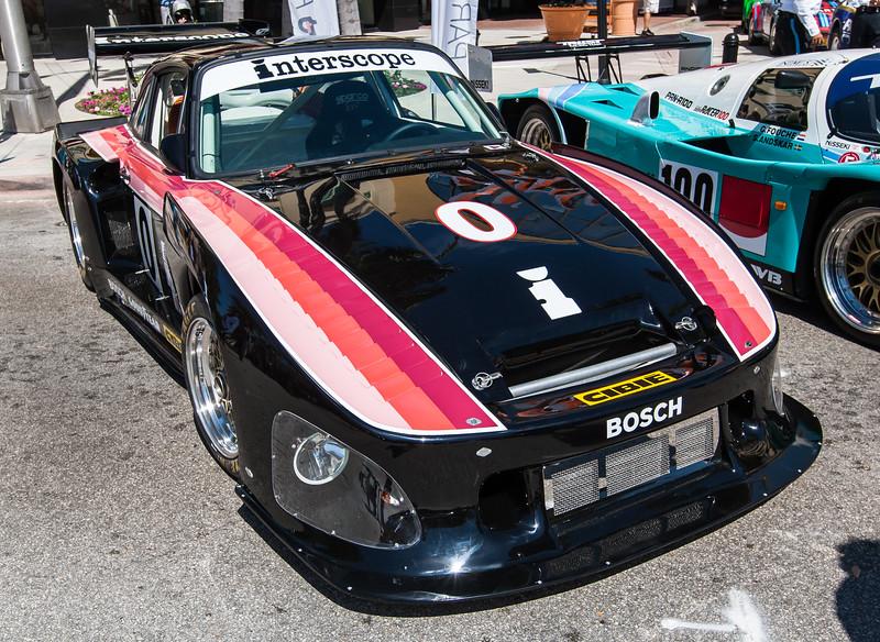 Interscope Racing Porsche 935 000-0027