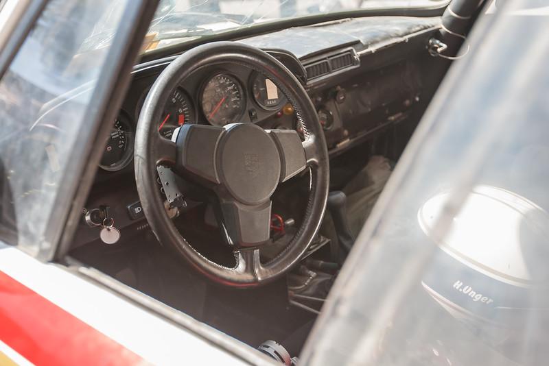 1986 Porsche 959 Paris-Dakar Rallye winner driven by Ickx and Brasseur