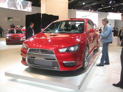Frankfurt Auto Show 2007