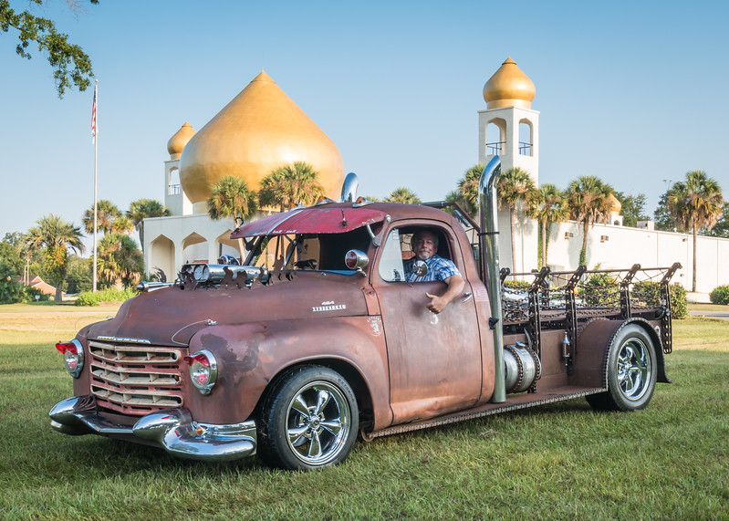 Hadji Shriners' Magic Carpet Car Show 2015-007