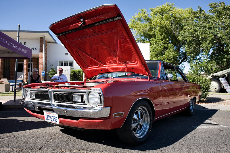 Historic Atwater Summer Car Show