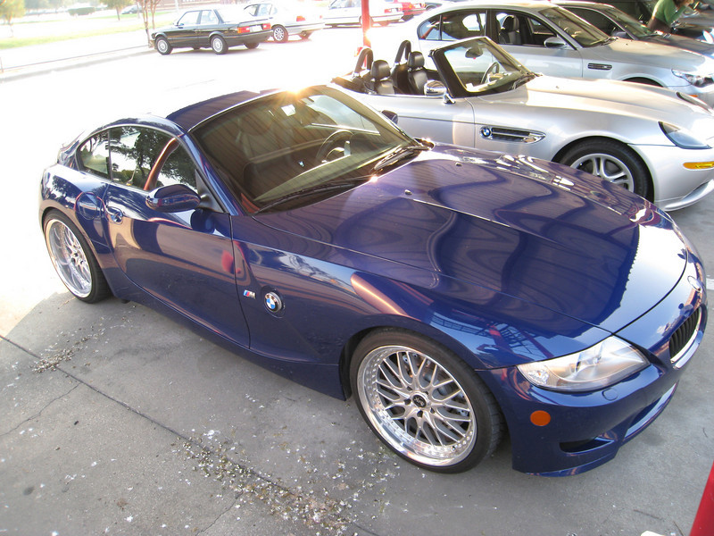 Z4 M Coupe
