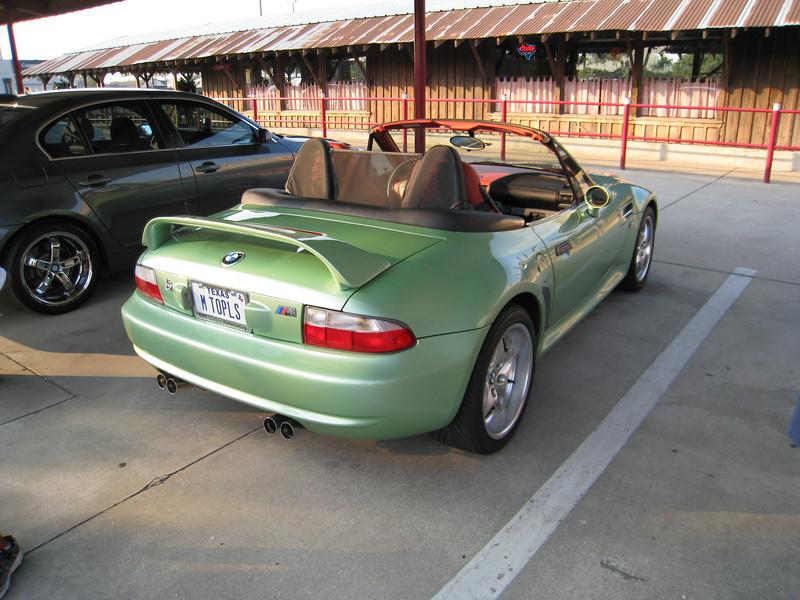 People's Choice Winner Z3 M Roadster