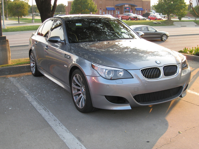 Another E60 M5
