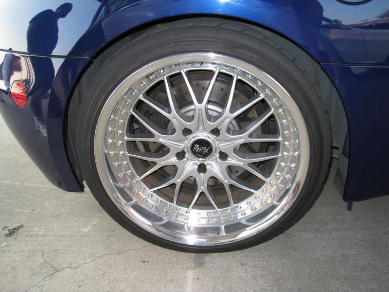 Z4 M Coupe Rear Wheel 275/30-19