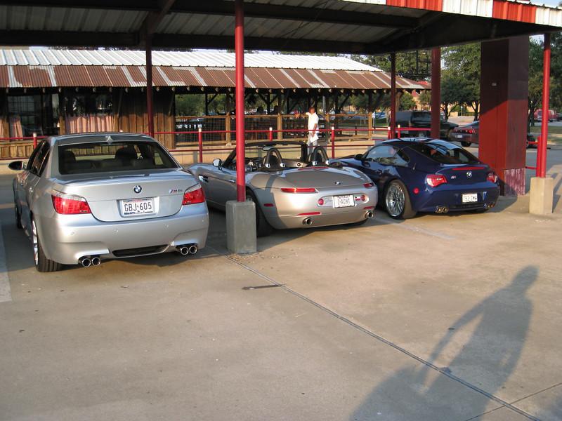 E60 M5, Z8, Z4 M Coupe