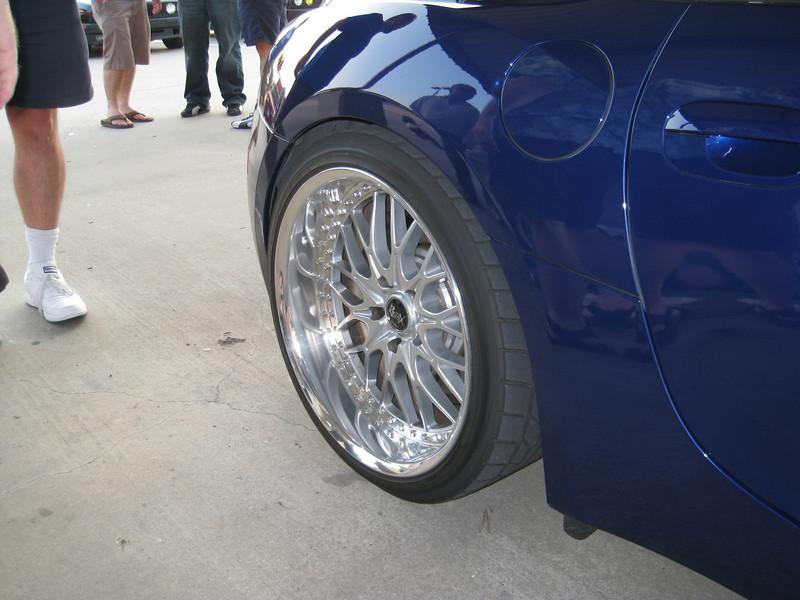 Z4 M Coupe Rear Wheel