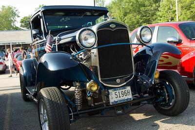 Mayfield Village 50s Cruise Night, 6/12/10