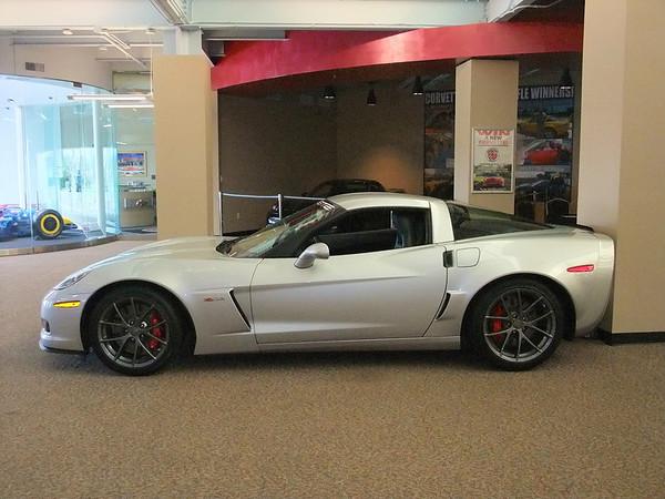National Corvette Museum 2012