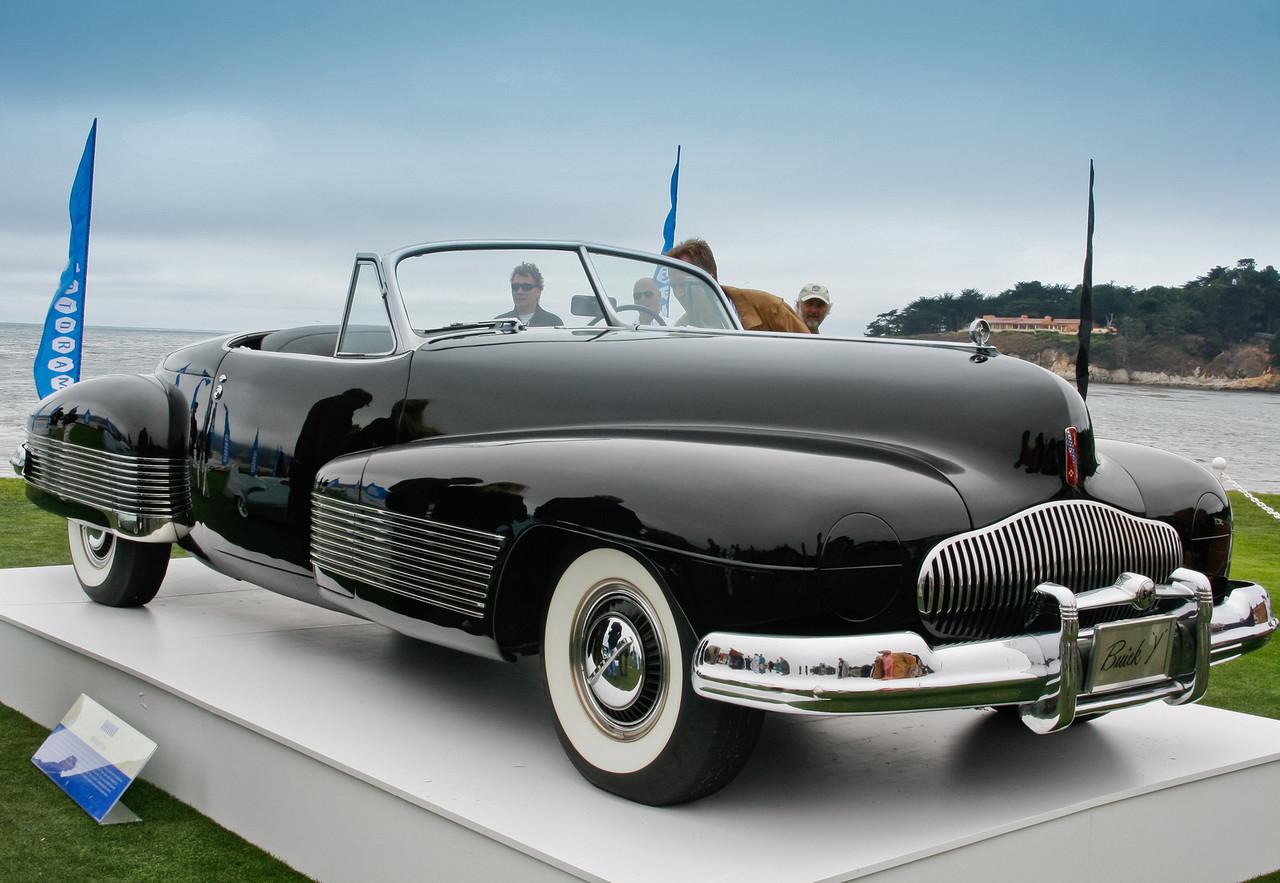 1939 Buick V-Job