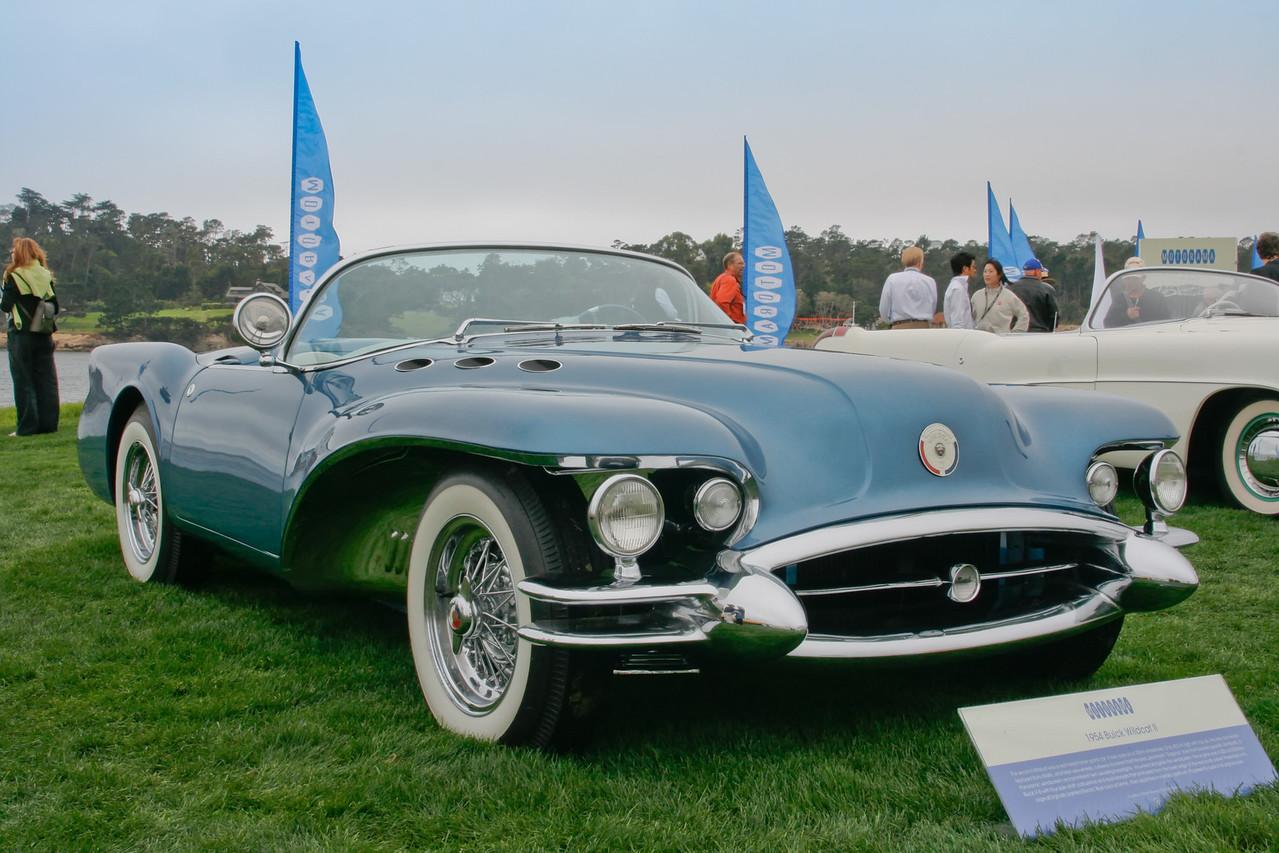 1954 Buick Wildcat Motorama car