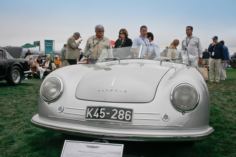 1948  Porsche 356 Roadster Prototype
