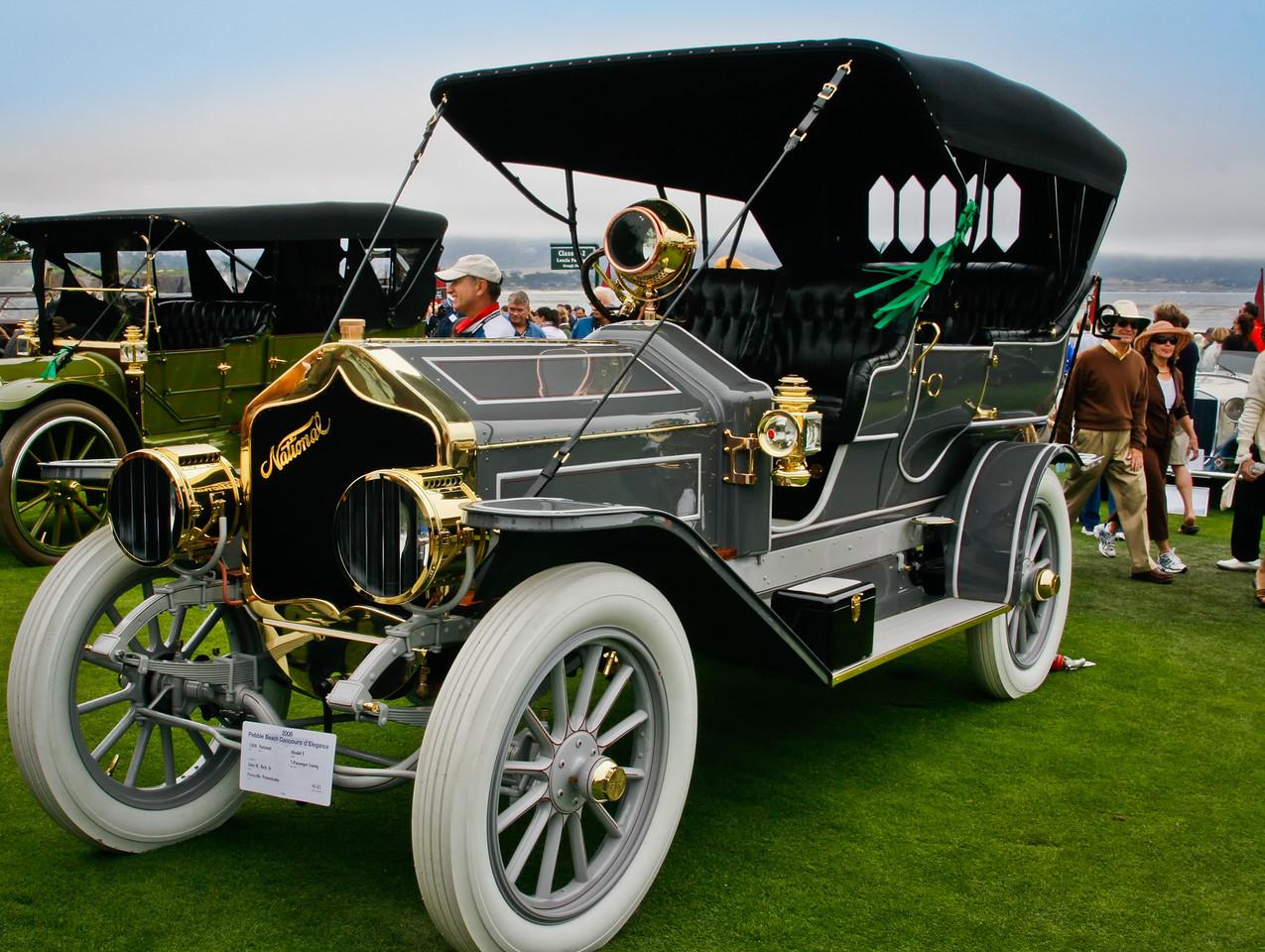 1906 National Model E Touring Car